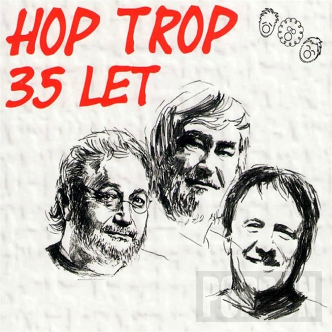 CD Hop trop - 35 let
