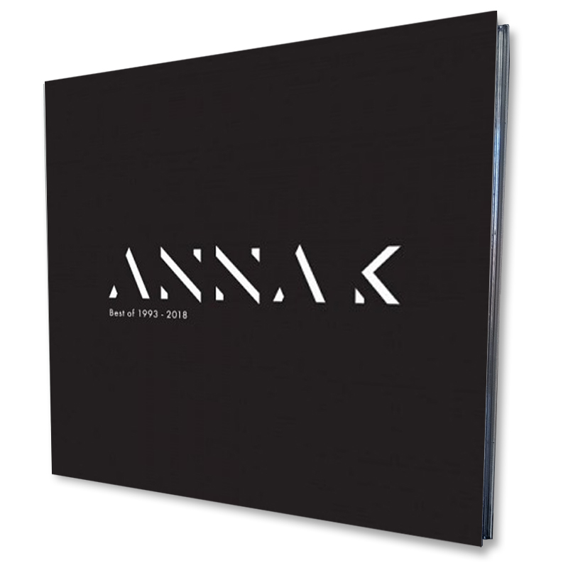 CD Anna K. – Best of 1993-2018