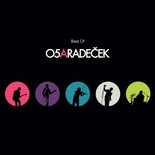 CD Best of O5 a Radeček