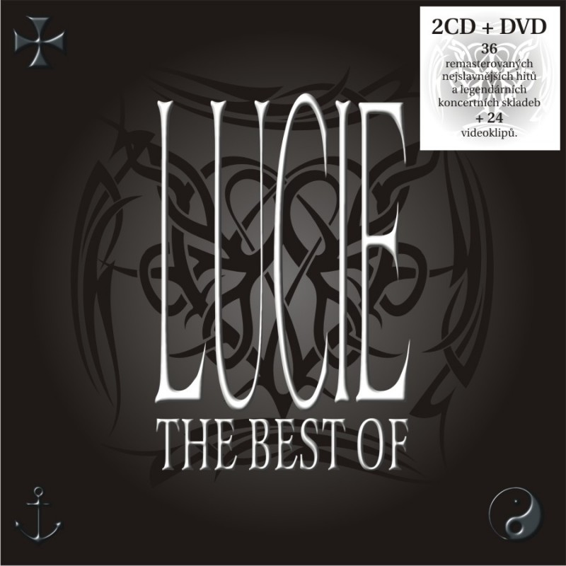 2CD+DVD Lucie - The Best of