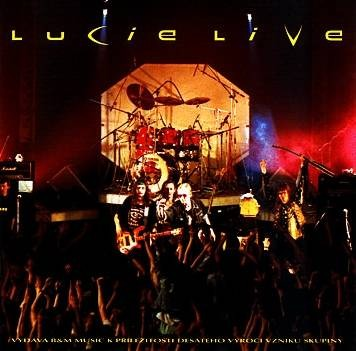2CD Lucie Live