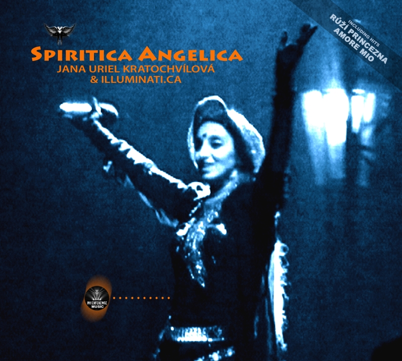 CD Spiritica Angelica