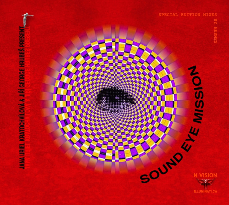CD Sound Eye Mission