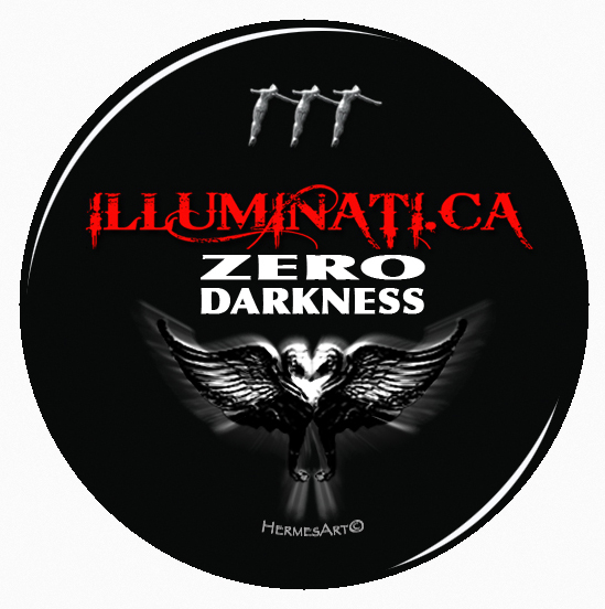 Placka Illuminatica Zero Darkness