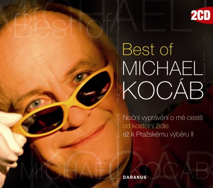 2CD Best of Michael Kocáb