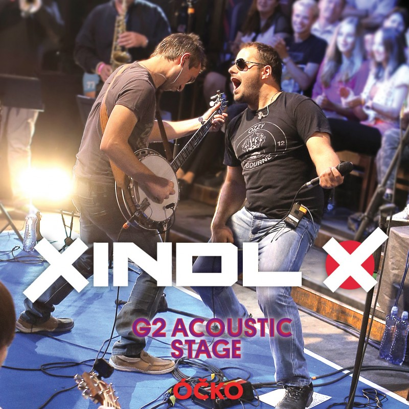 CD+DVD Xindl X G2 Acoustic Stage