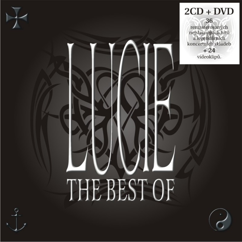 2CD+DVD Lucie – The Best of