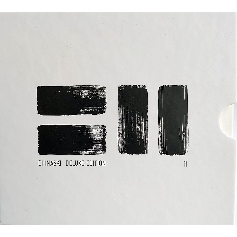 Chinaski 11 Deluxe Edition